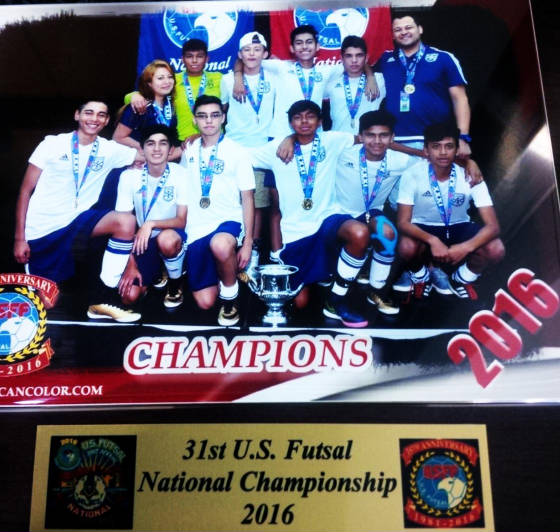 Alianza National Champions